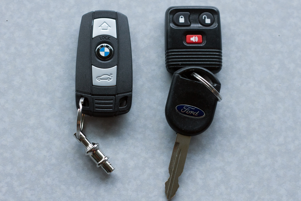 Him and Her: Car Keys